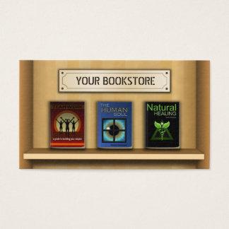 Visitkortar för lager för bok för visitkort