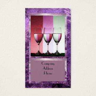 Visitkortar för restaurangpubcatering visitkort