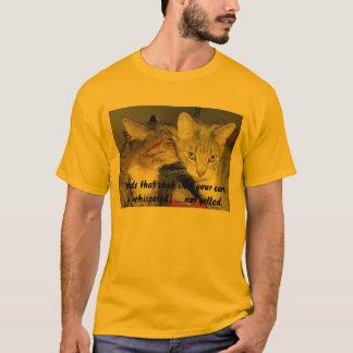 Viska din ordT-tröja för alla Tee Shirt
