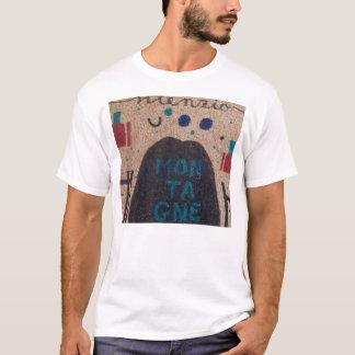Visuellt hjälpmedelpoesi tee shirts