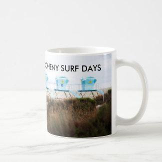 Vit 11 dagar för uns-klassikerDoheny surfa mugg