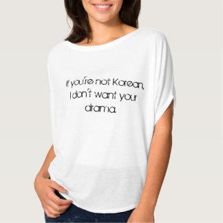 Vit cirklar bästa tee shirt