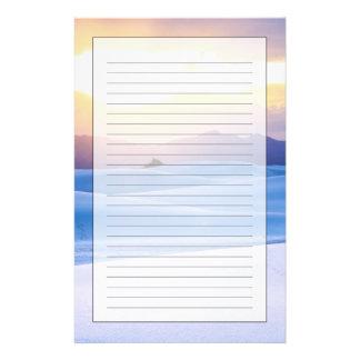 Vit Sands medborgaremonument 3 Brevpapper