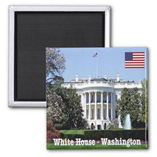 Vita hus för US USA Washington