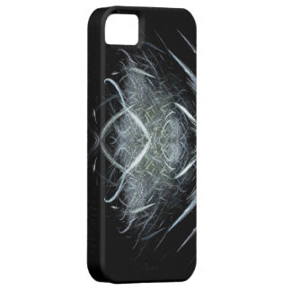 Vitblomma iPhone 5 Case-Mate Skal