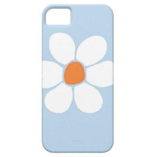 Vitblomma iPhone 5 Cover