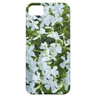 Vitblommor iPhone 5 Case-Mate Fodral