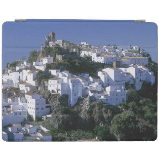 Vitby av Casares, Andalusia, Spanien iPad Skydd