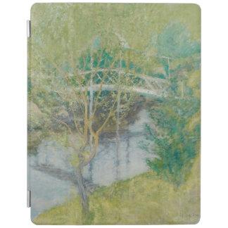 Viten överbryggar, c.1895 (olja på kanfas) iPad skydd