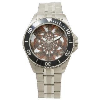 Vitklocka - Kaleidoscopejul Armbandsur