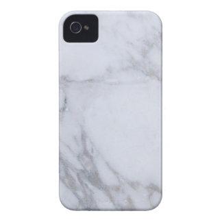 Vitmarmor Case-Mate iPhone 4 Fodraler