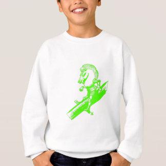 Vitriddaren i Apple - grönt T Shirt