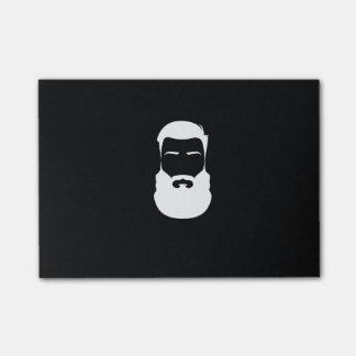 Vitskägget Postar-it® noterar Post-it Block
