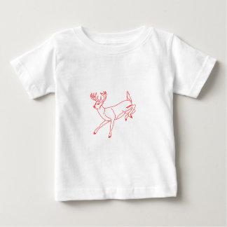 Vitsvanhjort T Shirts