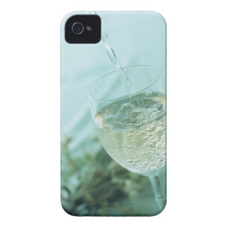 Vitvin iPhone 4 Skydd