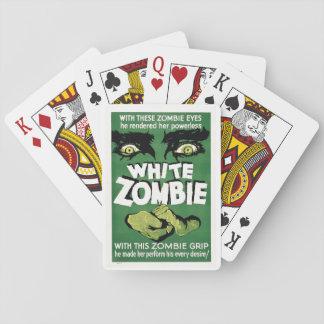 VitZombie Spel Kort