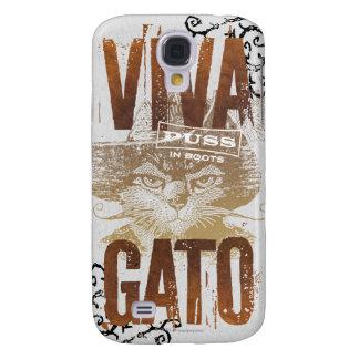 Viva Gato 2 Galaxy S4 Fodral