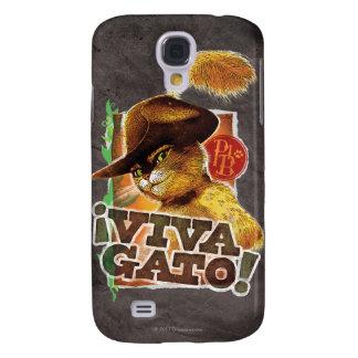 Viva Gato! Galaxy S4 Fodral