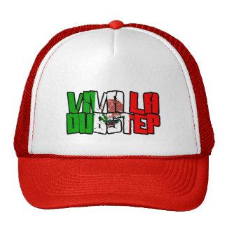 Viva La Dubstep Camisetas Keps