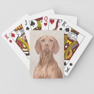 Vizsla Casinokort