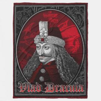 Vlad gotiska Dracula Fleecefilt