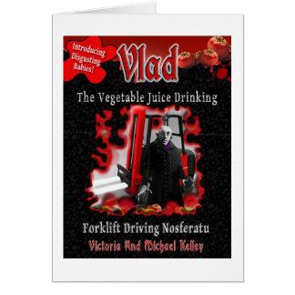 Vladimir hälsningkort hälsningskort