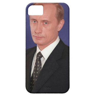 Vladimir Putin utrustar iPhone 5 Case-Mate Cases