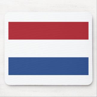 Vlag skåpbil Nederland - flagga av Nederländerna Musmattor