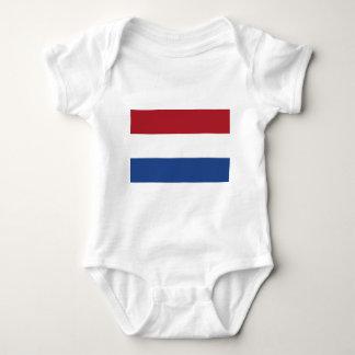 Vlag skåpbil Nederland - flagga av Nederländerna Tröjor