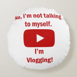 vlogging kudder rund kudde