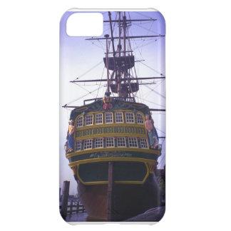 VOC Amsterdam, en frakt av VOCEN, iPhone 5C Fodral