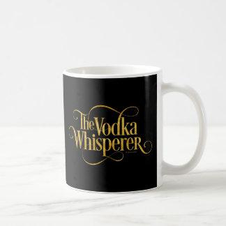 VodkaWhisperer Kaffemugg