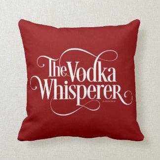 VodkaWhisperer Kudde