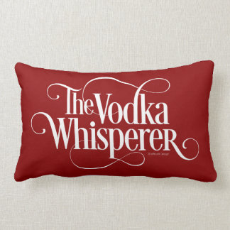 VodkaWhisperer Lumbarkudde