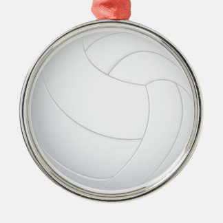 volleyboll julgransprydnad metall