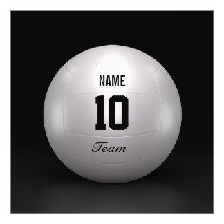 Volleybolllag Fototryck