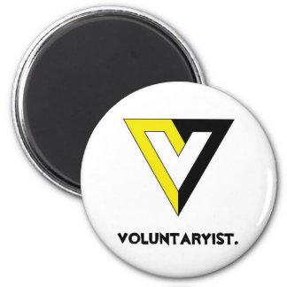 Voluntaryist. Magnet