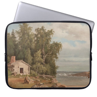 Von Wrights Lehtisaari laptop sleeve