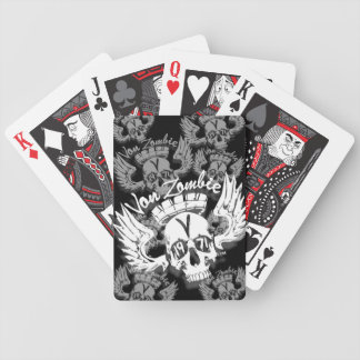 Von Zombie Varumärke A: Tragiska leka kort Spelkort