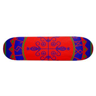 VooDoo Magik - pappa Legba Mini Skateboard Bräda 18,7 Cm