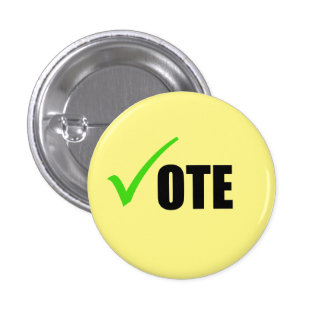 Vote knäppas mini knapp rund 3.2 cm