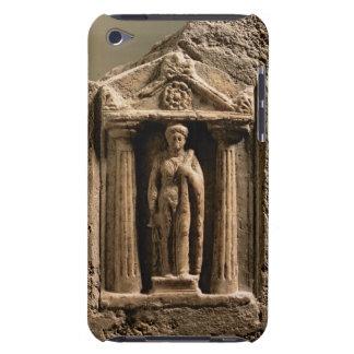 Votive stele för marmor och för sandsten med kvinn Case-Mate iPod touch case