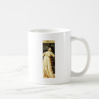 Vrede vid Giotto Kaffemugg