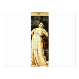 Vrede vid Giotto Vykort