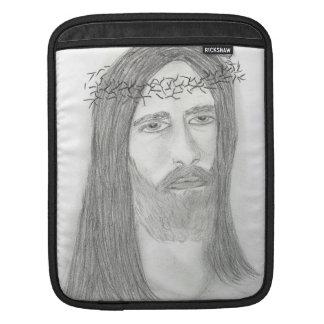 Vresiga Jesus iPad Sleeve