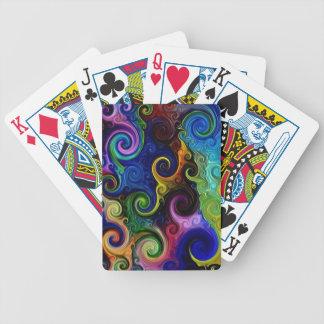 Vridet Spelkort