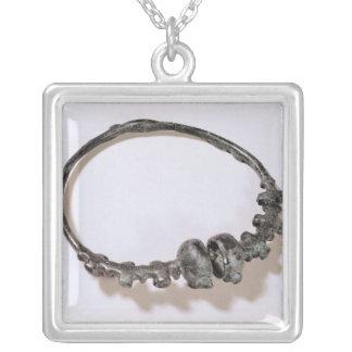 Vridmoment från Marne Silverpläterat Halsband