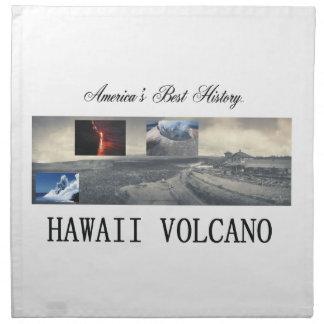 Vulkan för ABH Hawaii Tygservett