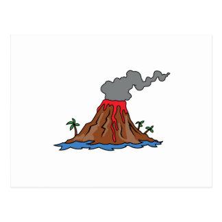 Vulkan Vykort
