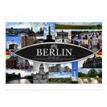 Vykort av Berlin